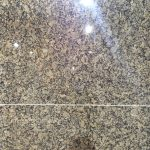 Brown Fiorito Granite slab