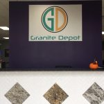 granite depot office front desk