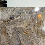 Gold River Granite slab