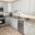 showroom kitchen granite countertops